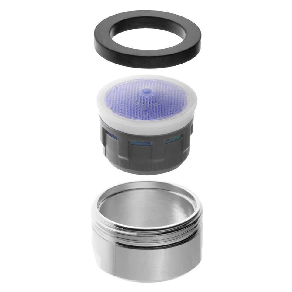 Strahlregler Neoperl perlator SLC 3.8 l/min - Gewinde M24x1 äußerer - beliebtesten