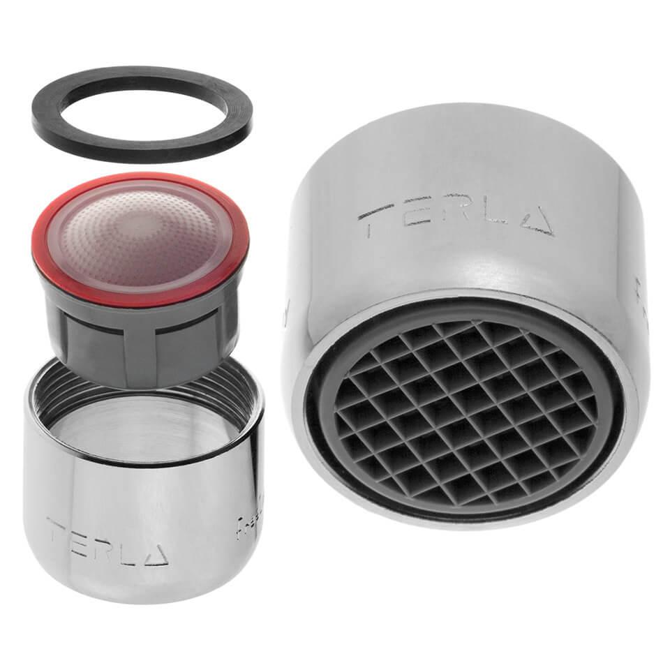 Strahlregler Terla FreeLime 4.5 l/min - Gewinde M22x1 innerer