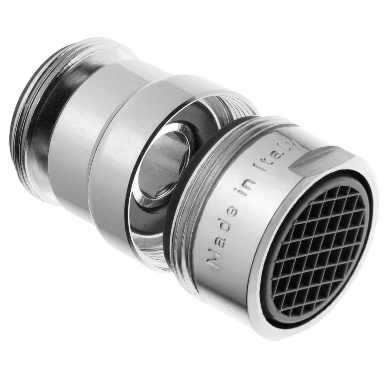 Kugelgelenk für Strahlregler Terla FreeLime - Gewinde M24x1 äußerer - beliebtesten