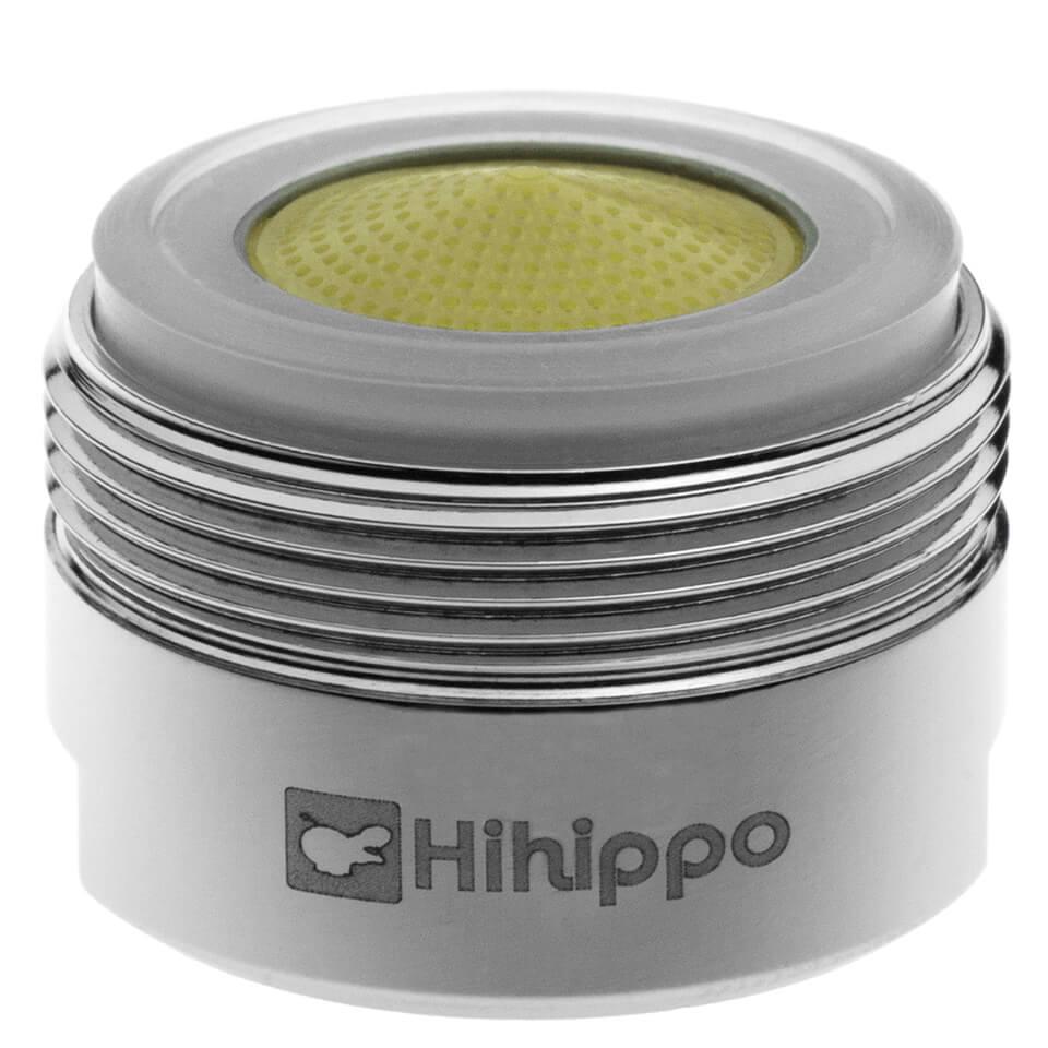 Strahlregler Hihippo SHP 3.8 - 8.0 l/min start/stop - Gewinde M24x1 äußerer - beliebtesten