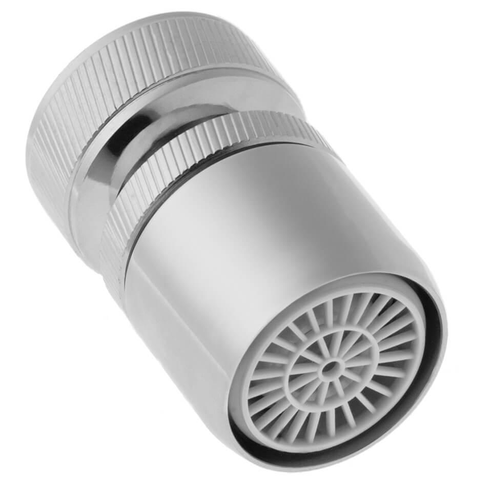 Strahlregler EcoVand 4 l/min mit Kugelgelenk - Gewinde M22x1 innerer