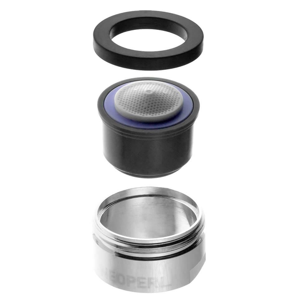 Strahlregler Neoperl perlator Spray 3 l/min - Gewinde M24x1 äußerer - beliebtesten