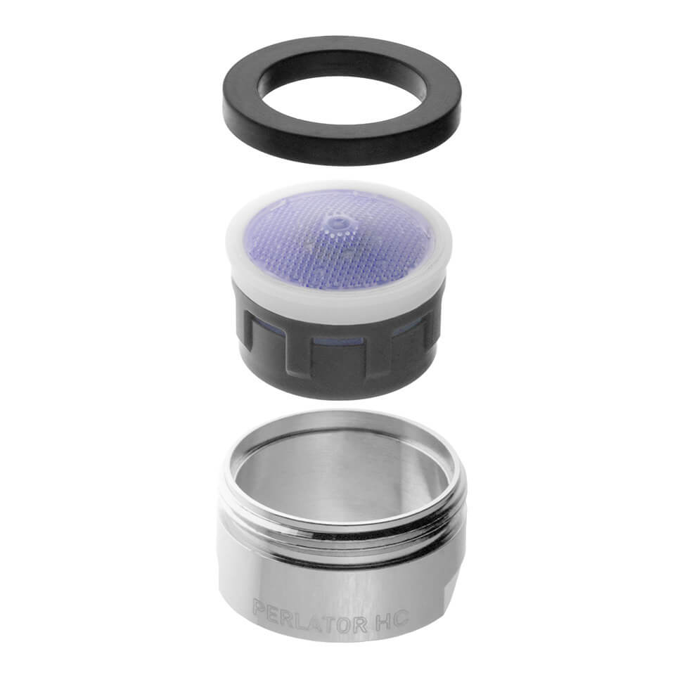 Strahlregler Neoperl perlator HC 3.8 l/min - Gewinde M24x1 äußerer - beliebtesten