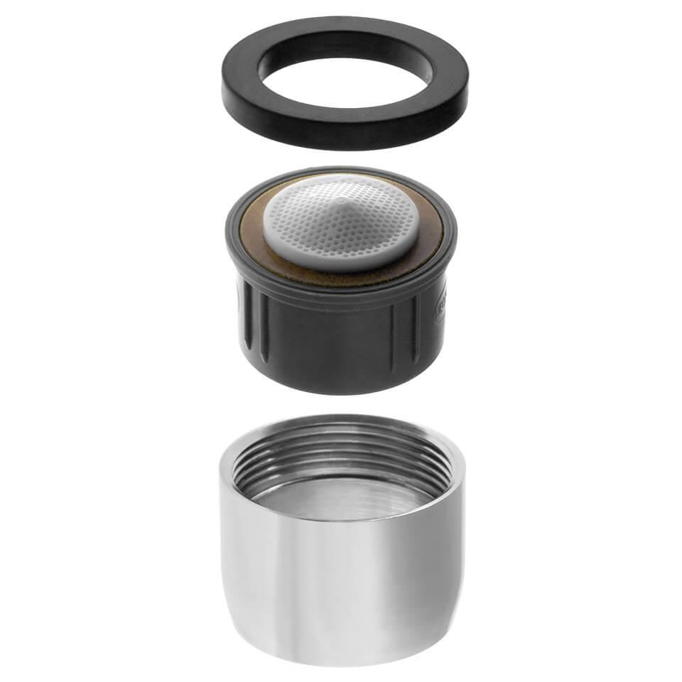 Strahlregler Neoperl perlator Spray 1.2 l/min - Gewinde M22x1 innerer