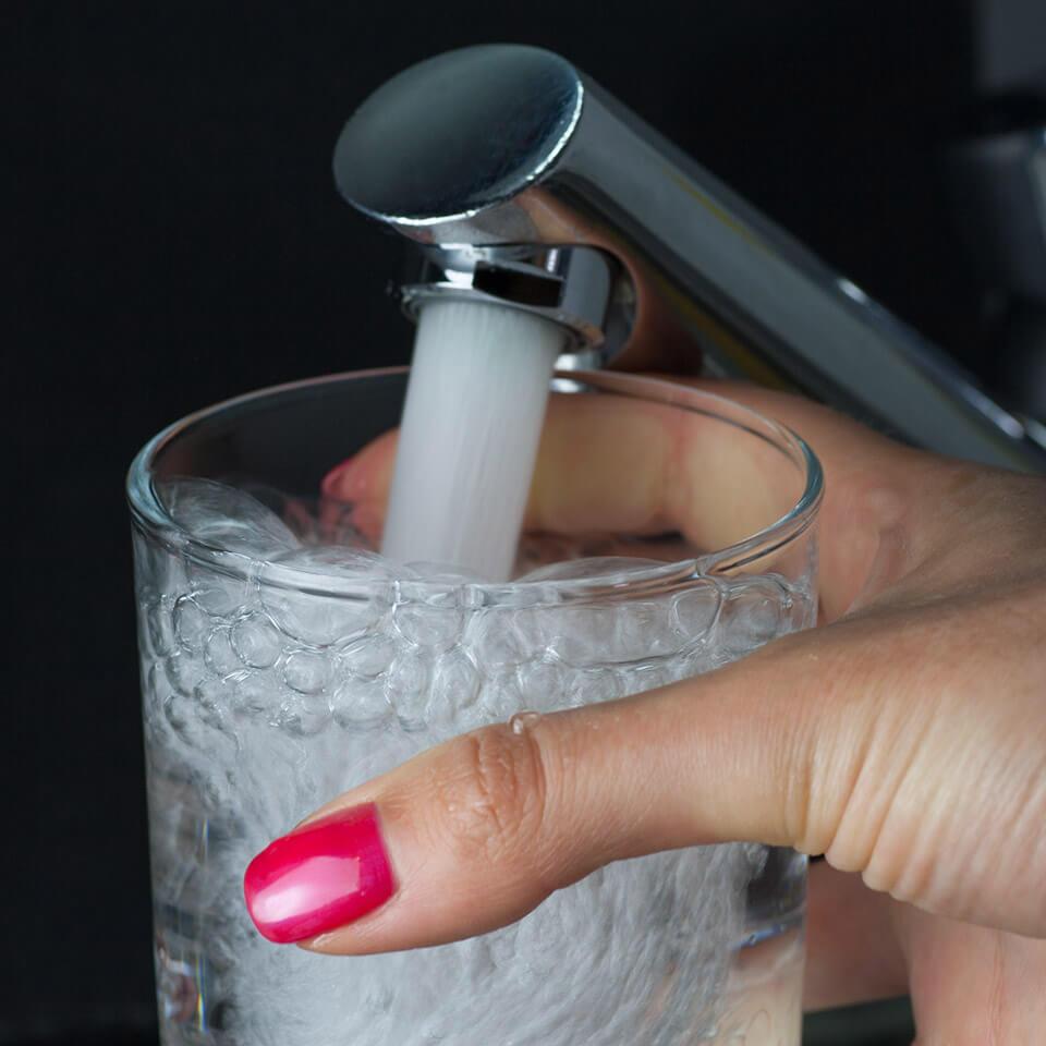 Neoperl Push Einsatz für Strahlregler mit Knopf - 5 oder 11 l/min -
