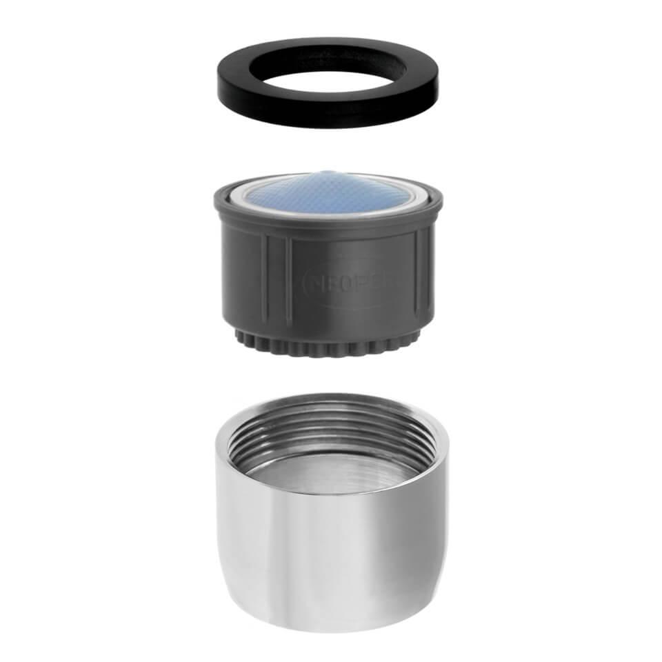Strahlregler Neoperl perlator ITR Rain 3.8 l/min - Gewinde M22x1 innerer