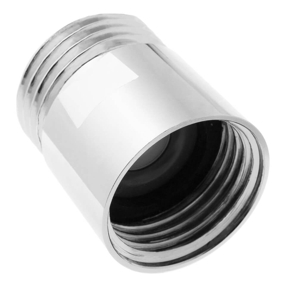 Durchflussregler AF 6 l/min für Wasserhahn Gewinde 1/2″ mit Rückschlagventil -
