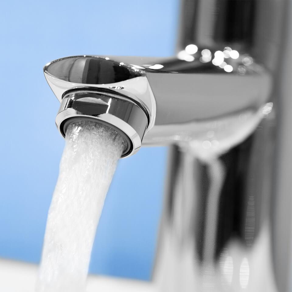 Strahlregler für Badewanne AF Bath 25 l/min - Gewinde M28x1 äußerer