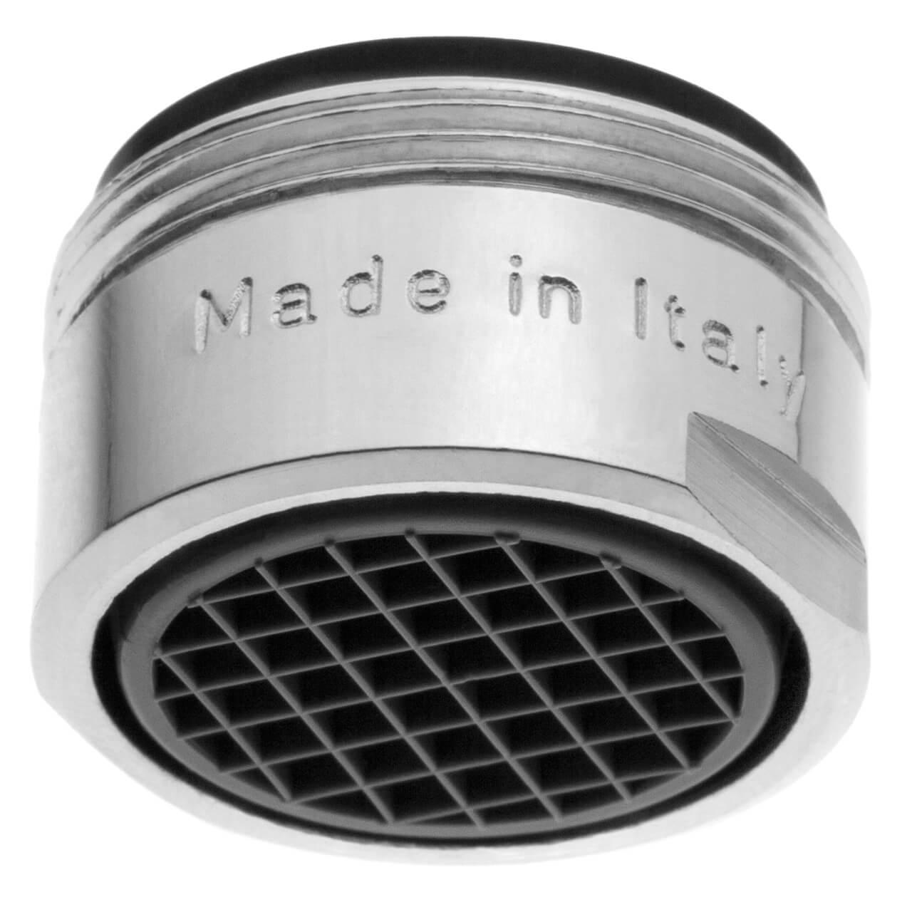 Strahlregler Terla FreeLime 1.7 l/min - Gewinde M24x1 äußerer - beliebtesten