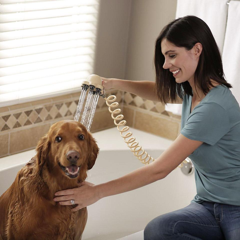 Oxygenics PawSpa PetJet – Handbrause für Tiere -