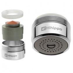 Einstellbarer Strahlregler Hihippo R 1.8 - 8.0 l/min