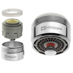 Strahlregler Hihippo SHP 3.8 - 8.0 l/min start/stop