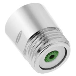 Durchflussregler AF 6 l/min für Wasserhahn Gewinde 1/2″ mit Rückschlagventil